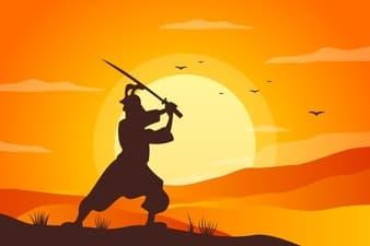 cuadro-de-samurai